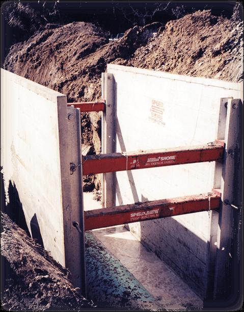 Speed Shore Aluminium Panel Shields